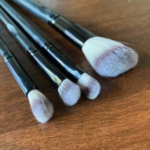 Crown Brush Set - Never Used